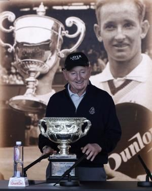 50 years past last men's Slam, Laver says it'll happen again