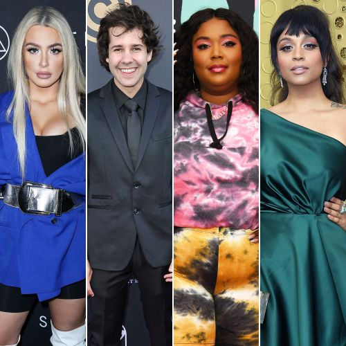 Tana Mongeau, David Dobrik and More! See All the Nominees for the 2019 Streamy Awards