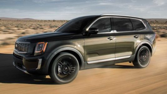 The 2020 Telluride Is Kia's Biggest, Beefiest Vehicle Yet