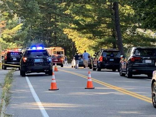 Motorcyclist killed in crash with school bus in Westford identified