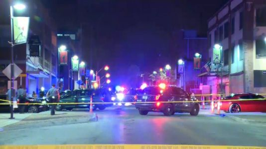 Man charged in 18th and Vine homicide, suspect still on the run