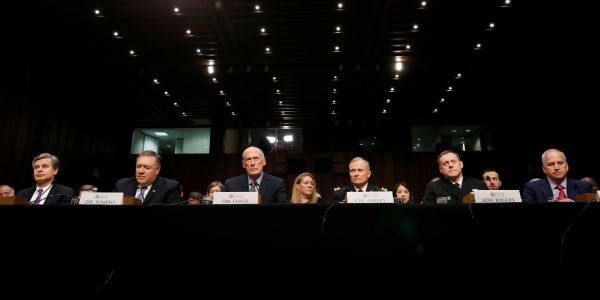 Lawmakers grill top intelligence officials on threats posed by Russia, China, and North Korea
