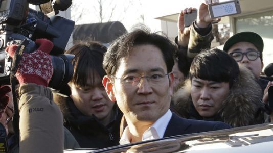 Samsung's Lee Jae-Yong Walks Free After Court Reduces Bribery Sentence