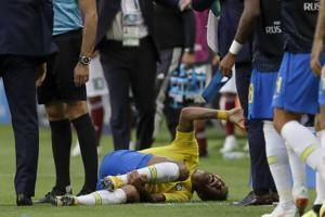 The Latest: Check it out, Croatia's checks back for final