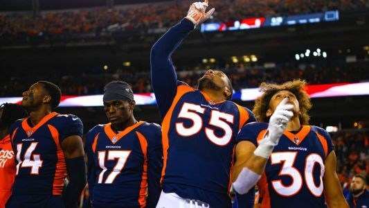 Broncos depth chart 2019: Joe Flacco aside, receivers and line bring best vibes