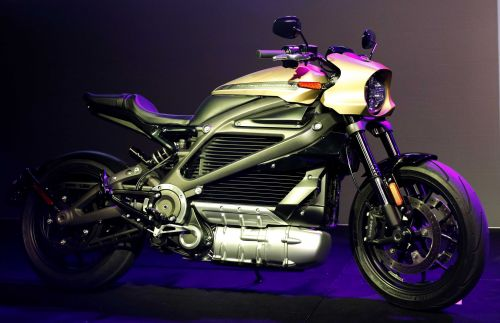 Harley-Davidson's electric Hog: 0 to 60 mph in 3 seconds
