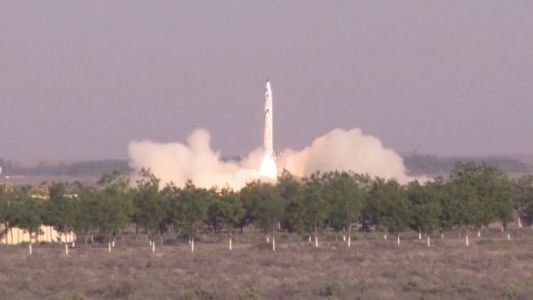 China's First Private Space Rocket Launch Ever Was This Week