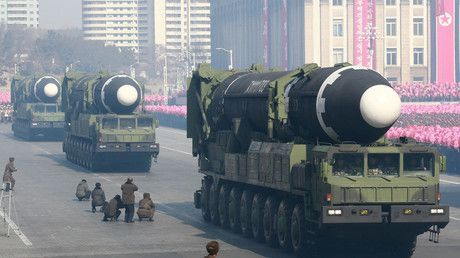 No unilateral disarmament while US prevents trust building with coercive methods - North Korea