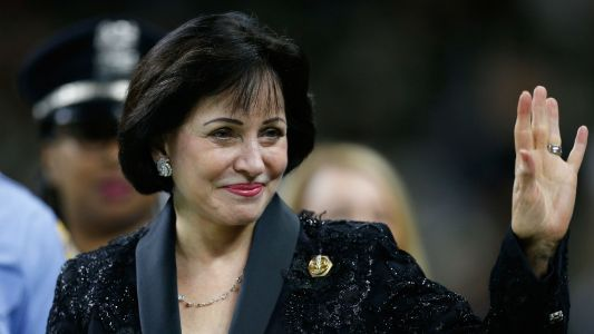 Saints, Pelicans owner Gayle Benson donates nearly $100K to cover Walmart layaways
