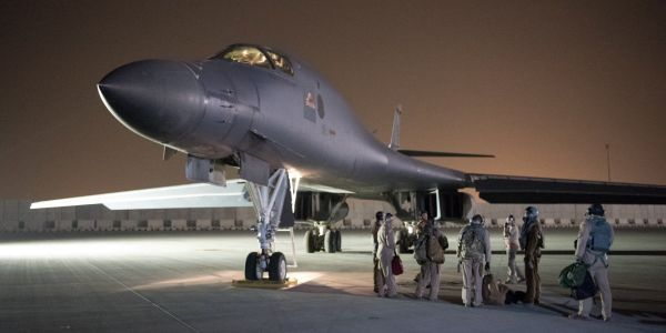 Here's why the ejection seat failed during a fiery B-1B bomber emergency landing in May