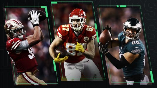 NFL tight end rankings for 2019