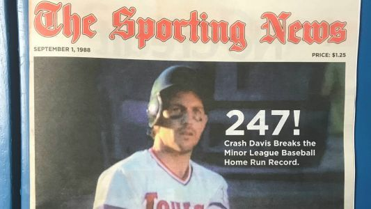 Sporting News What-If: Crash Davis hits record minor-league home run for Asheville Tourists