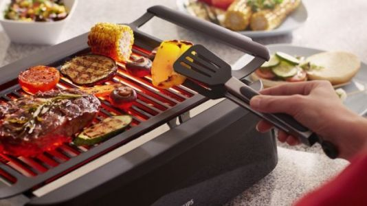 Grill All Year 'Round With A Huge Prime Day Discount On Philips' Indoor Smokeless Grill