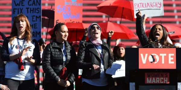 The Women's March leadership has been accused of anti-Semitism and many local chapters are disassociating from the national organization