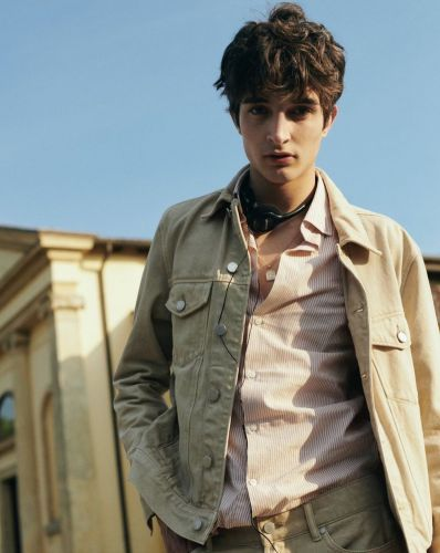 Pablo Fernandez Takes to the Countryside in Reserved Limited Collection