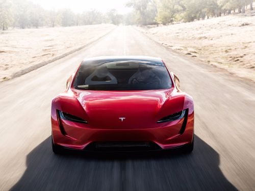 The new Tesla Roadster can do 0-60 mph in less than 2 seconds - and that's just the base version