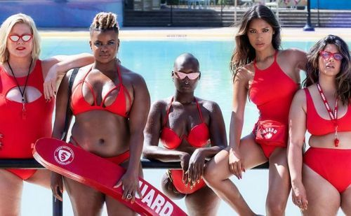 Chromat protests industry size standards with groundbreaking NYFF show