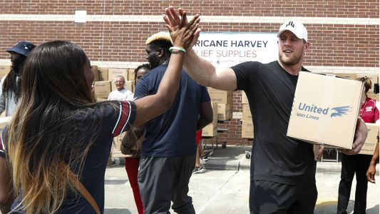 J.J. Watt, Kevin Durant among athletes recognized on Time's 100 Most Influential People list