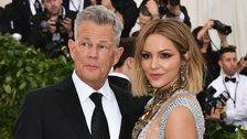 Katharine McPhee Shows Off Massive Engagement Ring From David Foster