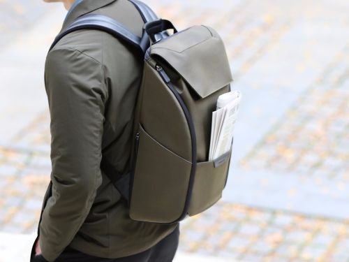 Meet the work-appropriate backpack that makes total sense for the modern commuter