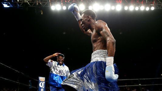 Robert Easter Jr.: I'm here to scratch Mikey Garcia's name off the pound-for-pound list