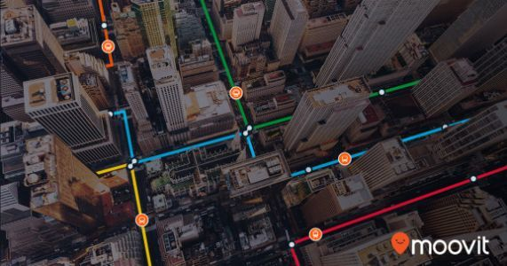 Moovit partners with Microsoft to provide public transit data for Azure Maps