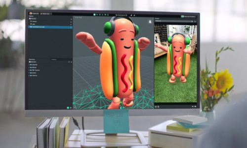 Snapchat's first desktop app, Lens Studio, lets anyone create AR Lenses