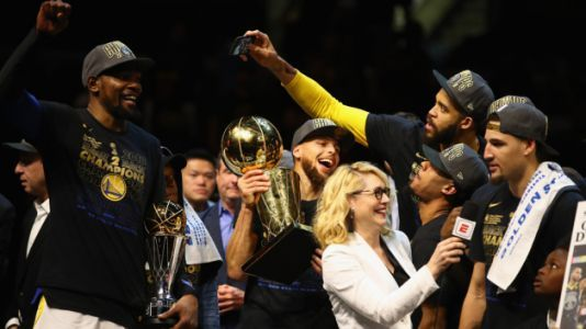 Can The Golden State Warriors Three-Peat?