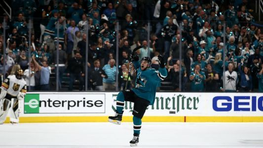 NHL playoffs 2019: Sharks avenge Joe Pavelski injury with historic power play in Game 7