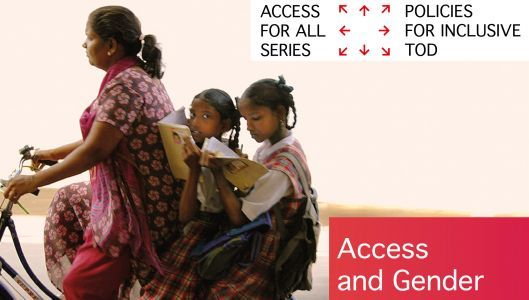 Access For All: Policies for Inclusive TOD