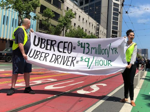 Drivers say Uber losing its London license is a hammer-blow to their precarious livelihoods