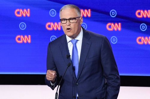 Gov. Jay Inslee Becomes Third Major Democrat To Drop Out Of Presidential Race