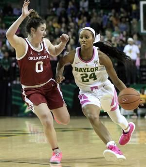 No. 1 Baylor women roll to 36th consecutive Big 12 win