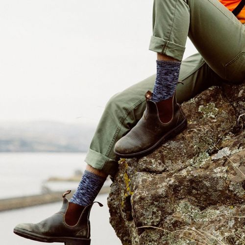 The startup that reinvented gym socks just made super comfortable, versatile hiking socks - here's what they're like