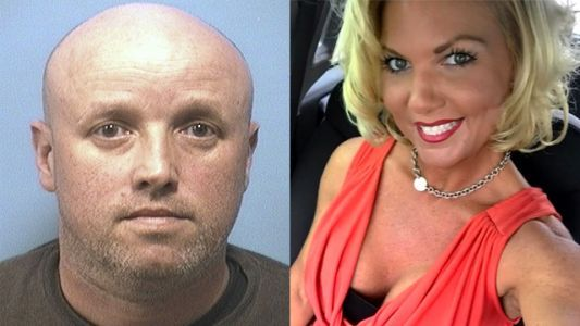 Husband of mom who had 2nd online life arrested in her killing