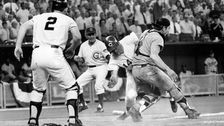Ray Fosse, All-Star Catcher Bowled Over By Pete Rose, Dead At 74
