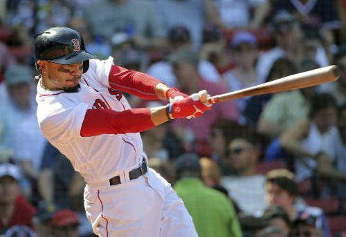 Slim Dunkin, Late Lightning among Red Sox nicknames for Players Weekend