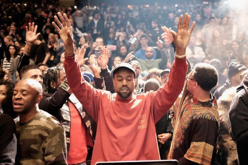 Kanye West just announced 2 new albums on Twitter - and one of them is a collaboration with Kid Cudi