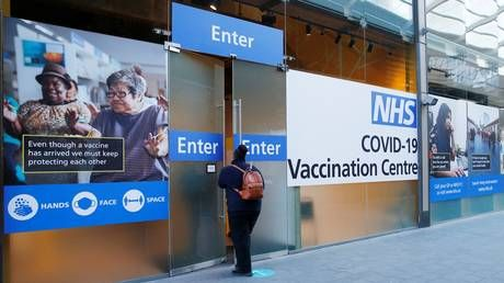 Vaccine passports to bolster British economy and combat impacts of Covid-19 crisis - finance minister
