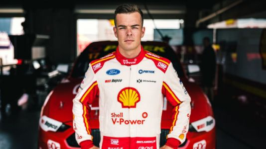Supercars Champion Scott McLaughlin To Contest IndyCar Season Finale