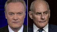 MSNBC's Lawrence O'Donnell Gives John Kelly A Humiliating New Title