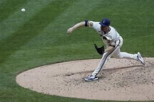 Giolito, White Sox edge Brewers 3-2 for 6th straight victory