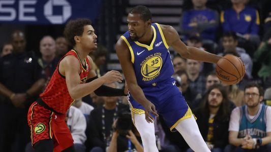 NBA wrap: Warriors drop Hawks as Draymond Green serves suspension
