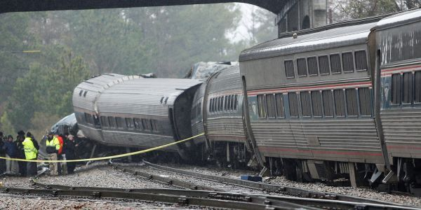 Amtrak blames CSX train operators for deadly crash that killed 2, injured more than 100