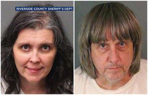 Prosecutor: California pair starved kids until they stopped growing