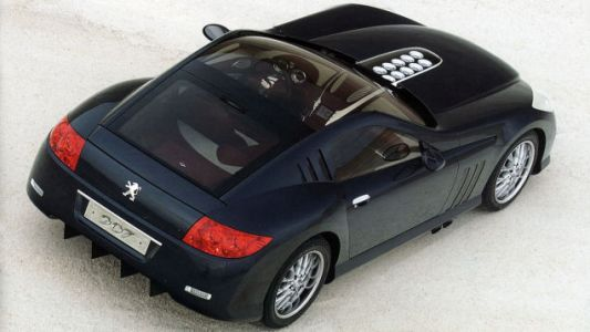 Of All the Cars That Never Made Sense, Let Us Not Forget the Peugeot 907 V12