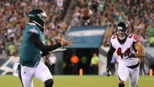 Eagles' 'Philly Philly' trick play copied from Tom Brady's Super Bowl drop