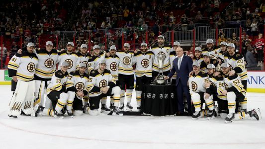NHL playoffs 2019: Bruins' sweep of Hurricanes could lead to odd disadvantage