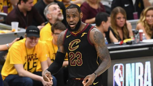 NBA playoffs 2018: LeBron James wows with Game 3 passing