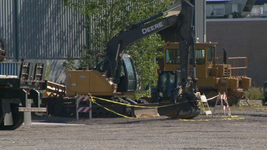 Man critically injured in industrial accident on Milwaukee's south side